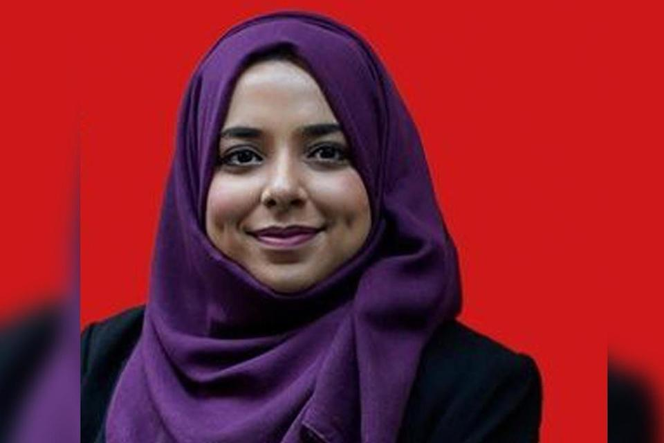 Apsana Begum, Labour candidate for Poplar and Limehouse