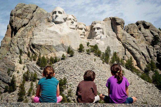 "<p><strong><a href=""https://www.viator.com/tours/Rapid-City/Top-Rated-Mount-Rushmore-Tour-in-the-Black-Hills/d22170-64499P1"" rel=""nofollow noopener"" target=""_blank"" data-ylk=""slk:Mount Rushmore and the Black Hills Tour from Rapid City"" class=""link rapid-noclick-resp"">Mount Rushmore and the Black Hills Tour from Rapid City</a></strong></p><p><strong>Rapid City, South Dakota</strong></p><p>It's probably not shocking to hear that the most popular tourist attraction in South Dakota is Mount Rushmore. This is a guided tour to the monument where you can learn a ton of history, and then explore Black Hills sights, like the Crazy Horse Monument and Iron Mountain Road. Breakfast and dinner are included. </p>"