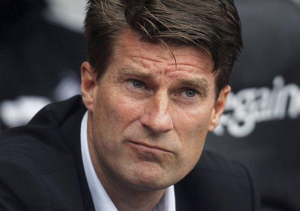 Swansea manager Michael Laudrup, who has endured a difficult League campaign so far, will be hoping to win their first game of the season