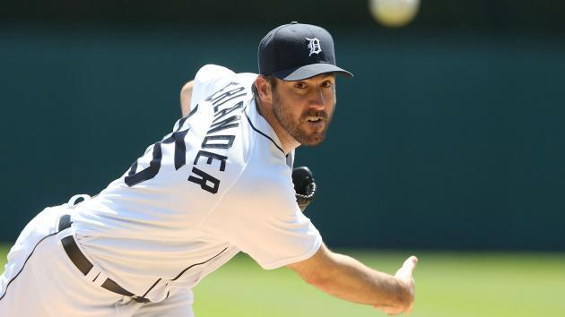 Tigers And Astros Discussing A Trade Involving Justin Verlander