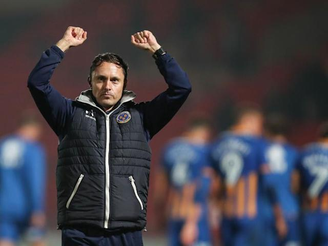 Paul Hurst and Paul Warne have worked miracles - this will be a fitting play-off final for Shrewsbury and Rotherham