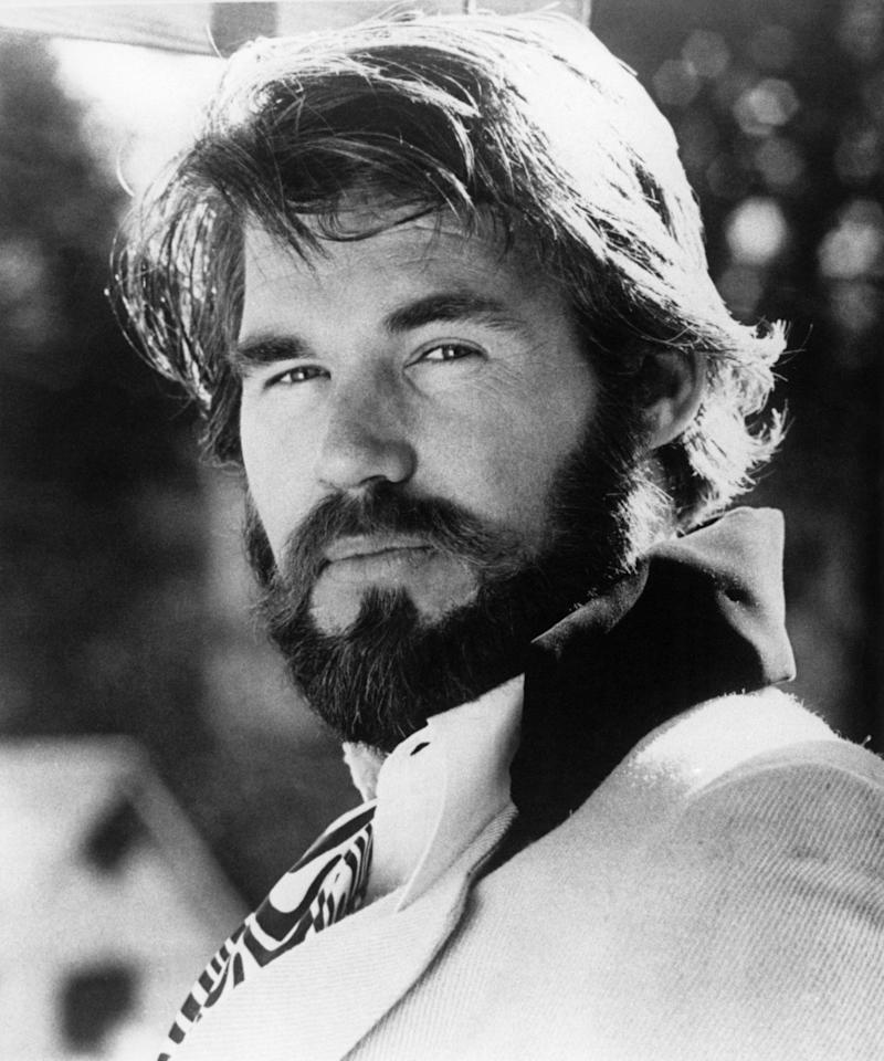 Undated photo of Kenny Rogers