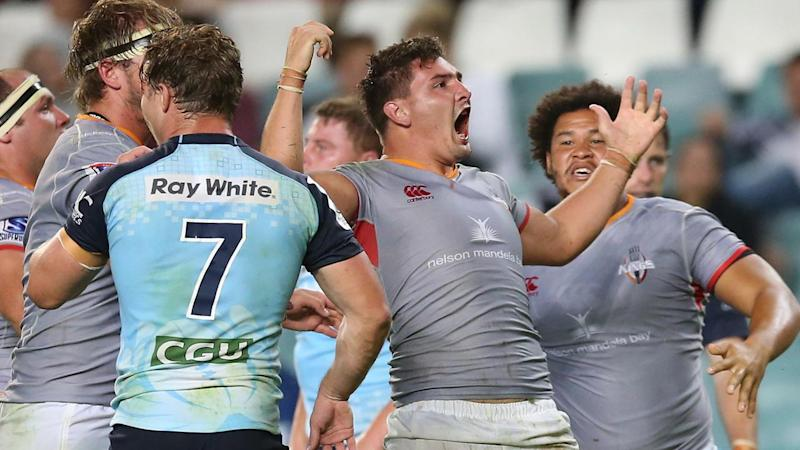 Kings embarrass Waratahs in Super shocker