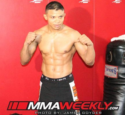 Bibiano Fernandes to Defend Bantamweight Belt at ONE: Dynasty of Champions