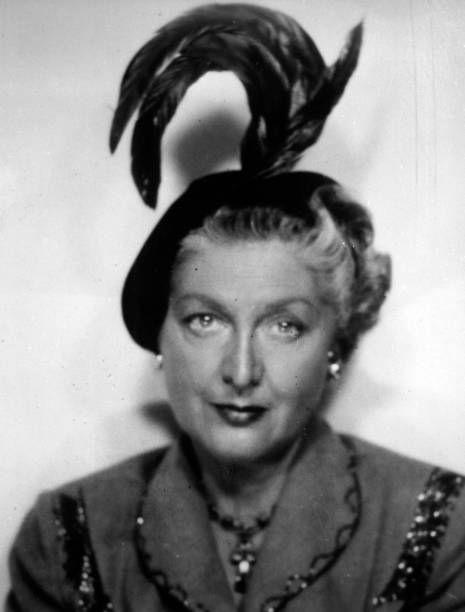 """<p>The animated Maleficent was voiced by the talented and experienced Eleanor Audley, whose distinctive voice won her many roles on Broadway and radio serials in the 30s and 40s. She had previously been hired by Disney as the live action model for Lady Tremayne in Disney's 1950 animated movie, <a href=""""https://www.amazon.com/Cinderella-Signature-Ilene-Woods/dp/B07SMBGGZN/ref=sr_1_1?tag=syn-yahoo-20&ascsubtag=%5Bartid%7C10055.g.34403196%5Bsrc%7Cyahoo-us"""" rel=""""nofollow noopener"""" target=""""_blank"""" data-ylk=""""slk:Cinderella"""" class=""""link rapid-noclick-resp""""><em>Cinderella</em></a>. The animation artists used her facial features to design the character. </p>"""