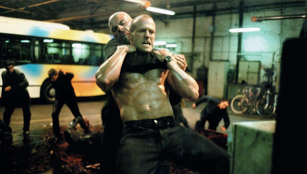 "<a href=""http://movies.yahoo.com/movie/1808406322/info"">THE TRANSPORTER</a>  JOB: Driver  MOTIVE: Revenge, Save the Girl  DRIVING OR PUNCHING?: A bit of this, a bit of that."