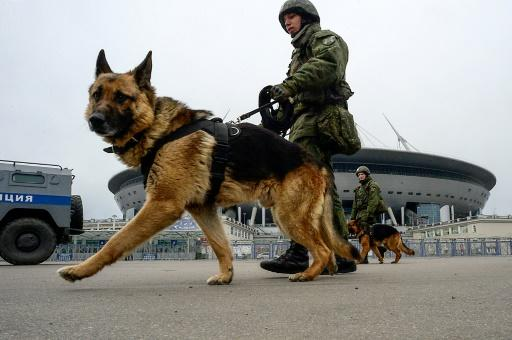 Russia is mounting a huge security operation for the World Cup