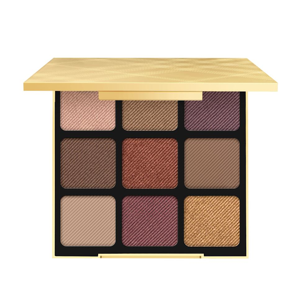 Burberry Runway Eye Palette (Limited-Edition), S$125. (PHOTO: Burberry)