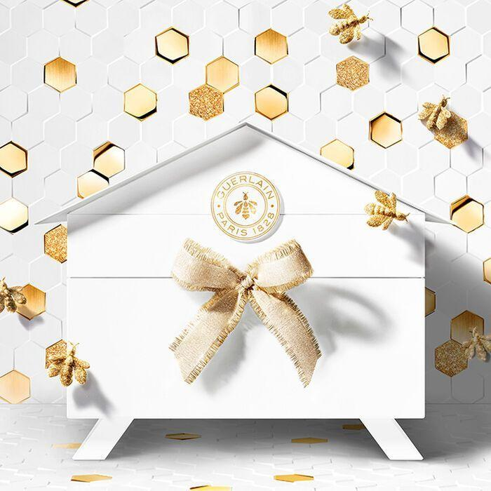 """<p><strong>Guerlain</strong></p><p>Guerlain</p><p><strong>$700.00</strong></p><p><a href=""""https://www.guerlain.com/us/en-us/p/the-guerlain-beehive-advent-calendar-P014372.html"""" rel=""""nofollow noopener"""" target=""""_blank"""" data-ylk=""""slk:Shop Now"""" class=""""link rapid-noclick-resp"""">Shop Now</a></p><p>You'll be the queen bee with this beehive-shaped advent calendar (an homage to Guerlain's iconic bee symbol) which is packed with decadent delights from the brand's Abeille Royale skincare (made with honey sourced from UNESCO biospheres) as well as other beauty goodies like some of their best-loved fragrances in perfume, candle, and soap form. </p>"""