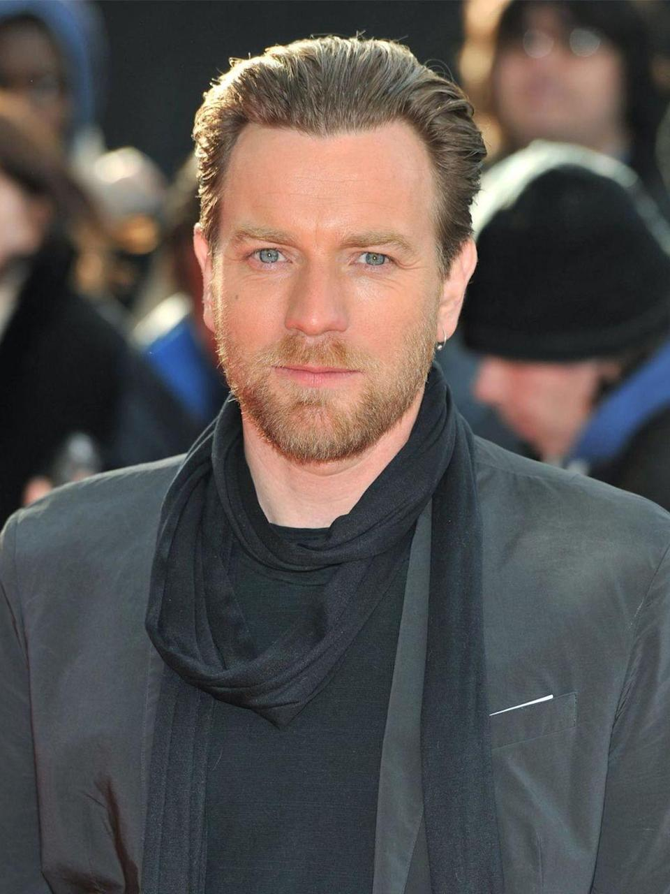 <p>Ewan McGregor has been sober since 2001, saying that he was 'a maniac on the booze', though only remembers his wilder years with fondness.</p>