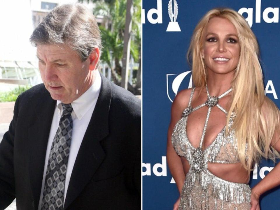 Britney Spears has been fighting to be released from the conservatorship controlled by her father, Jamie Spears (Getty Images)