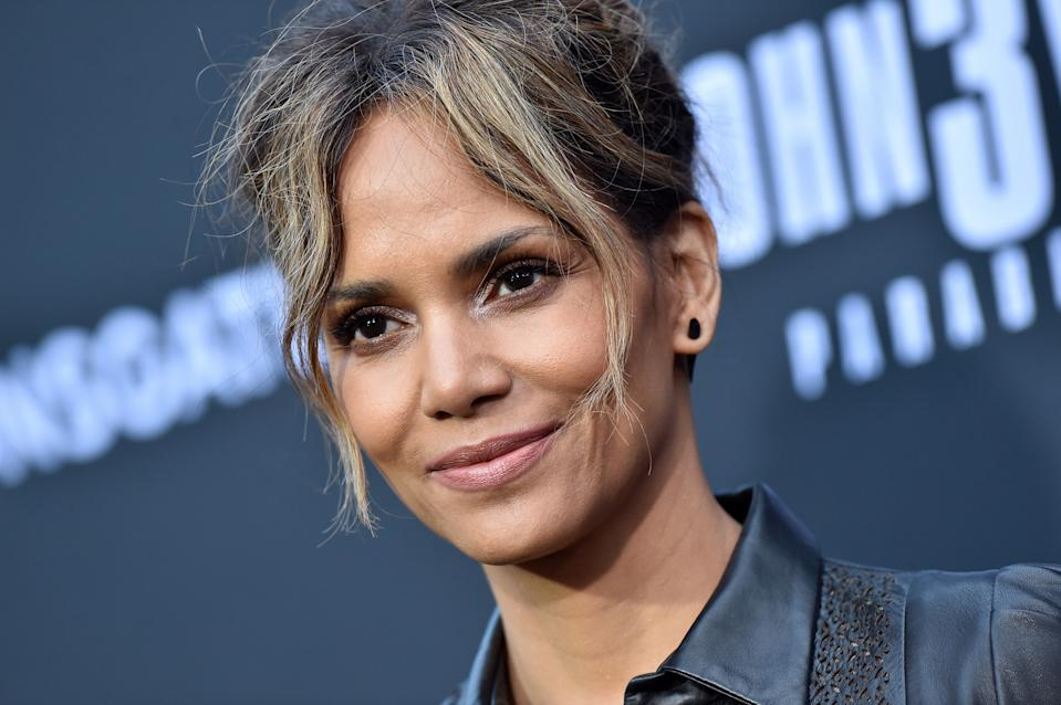 Halle Berry attends the special screening of Lionsgate's