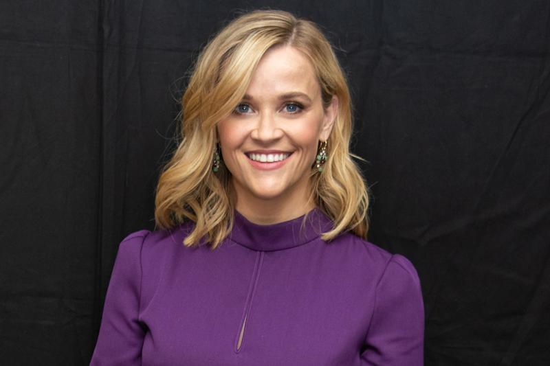 Reese Witherspoon heads to Netflix for bonkers-sounding sci-fi film Pyros