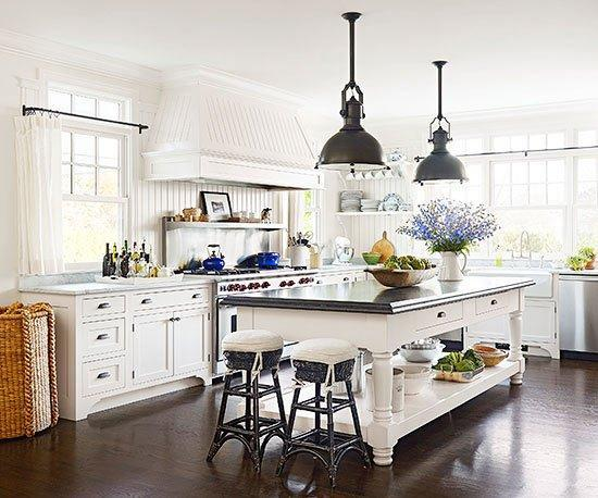 Image result for farmhouse kitchen