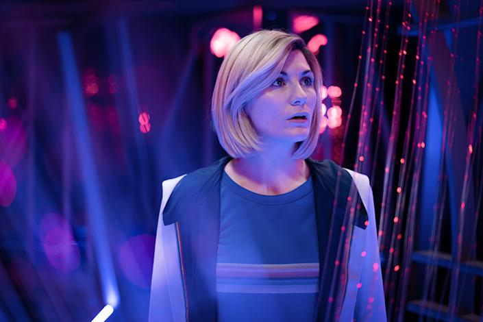 Jodie Whittaker has played the lead role in 'Doctor Who' since 2017. (BBC)