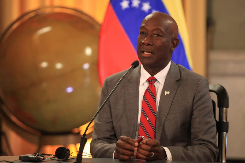 Trinidad and Tobago PM claims election victory for ruling party