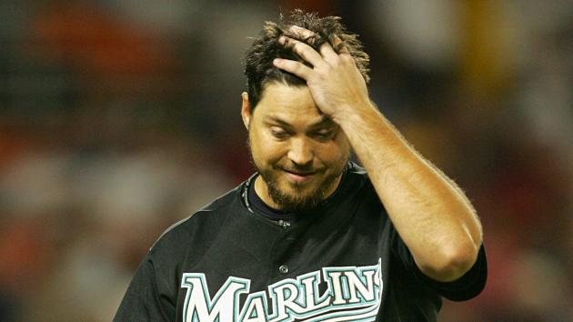<p>Former World Series MVP Josh Beckett arrested for allegedly tackling band</p>