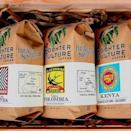 "<p>For the coffee junkie comes this monthly subscription, custom-selected by the experts at North Carolina roaster Counter Culture. Beans are fresh-roasted and seasonal. </p><p><strong><a class=""link rapid-noclick-resp"" href=""https://counterculturecoffee.com/"" rel=""nofollow noopener"" target=""_blank"" data-ylk=""slk:BUY NOW"">BUY NOW</a><em> 3-Month Subscription</em><em><span class=""redactor-invisible-space"">, starting at $68, </span></em><em>counterculturecoffee.com</em></strong> </p>"