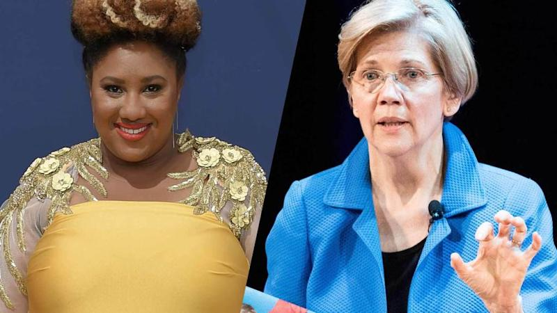 "<p>Elizabeth Warren is running for president but apparently she has a backup plan when she's done with politics … relationship expert. Comedian Ashley Nicole Black — who was a writer for two years on ""Full Frontal with Samantha Bee"" — jokingly tweeted on Saturday, ""Do you think Elizabeth Warren has a plan to fix my […]</p> <p>The post <a rel=""nofollow"" rel=""nofollow"" href=""https://theblast.com/elizabeth-warren-ashley-nicole-black-dating-advice/"">Comedian Ashley Nicole Black Gets Offer of Dating Advice … From Elizabeth Warren!!!</a> appeared first on <a rel=""nofollow"" rel=""nofollow"" href=""https://theblast.com"">The Blast</a>.</p>"