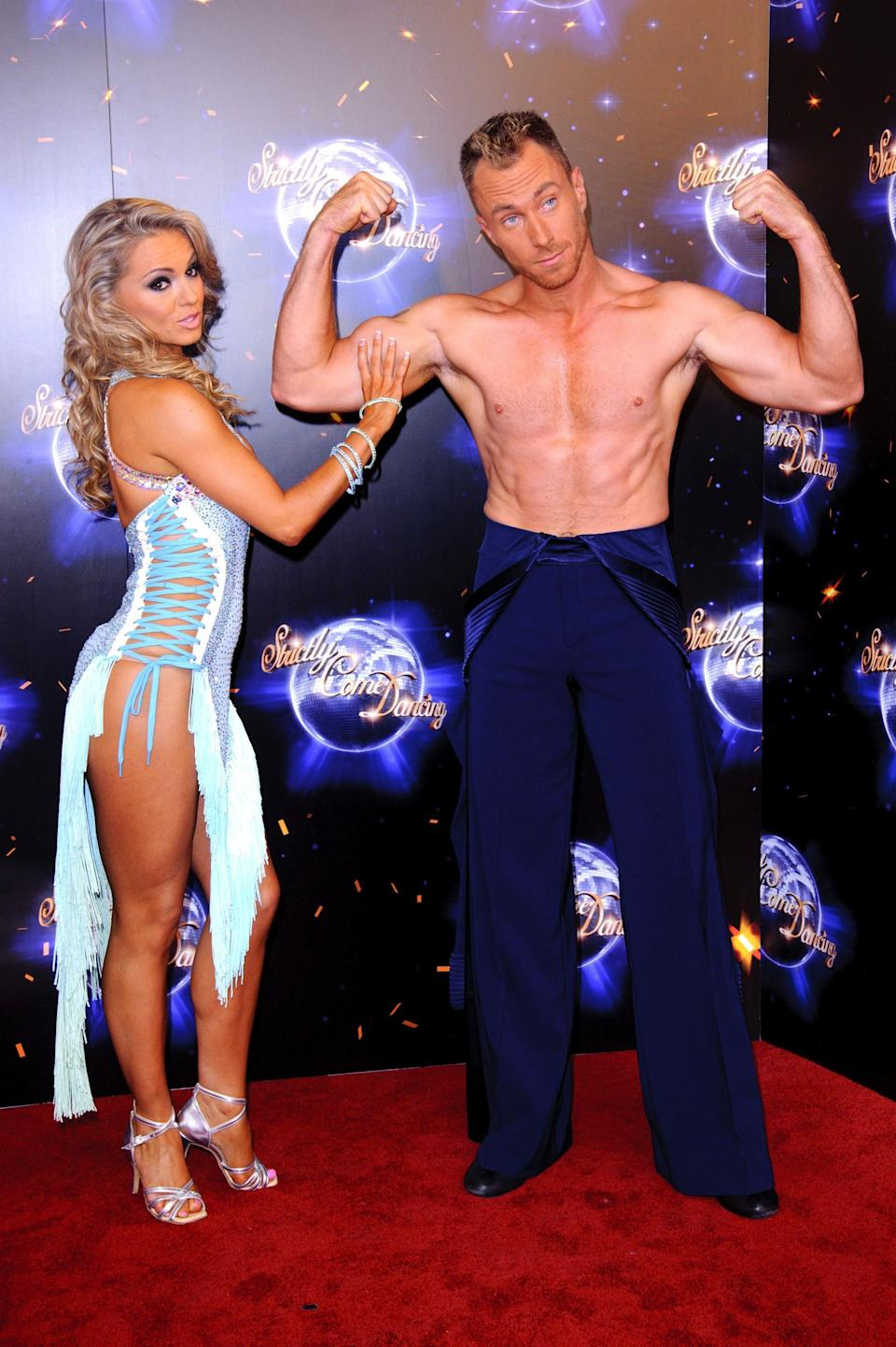 """Of course, Ola's husband James Jordan is the king of hitting out at Strictly, which he seems to do whenever the opportunity arises.<br /><br />He departed from the show in 2014, accusing bosses of firing him. When a tweet from the show said he'd be missed, he fired back simply: """"So why sackme?"""""""