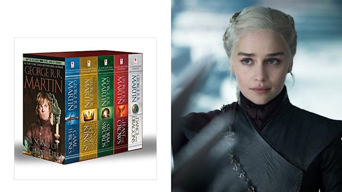 Best gifts for teen boys 2019: Game of Thrones box set