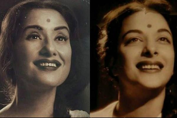 Manisha Koirala And Nargis Dutt