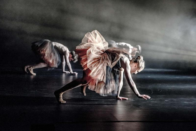 A melding of classical rituals and street swagger: TutuMucky, choreographed by Botis Seva