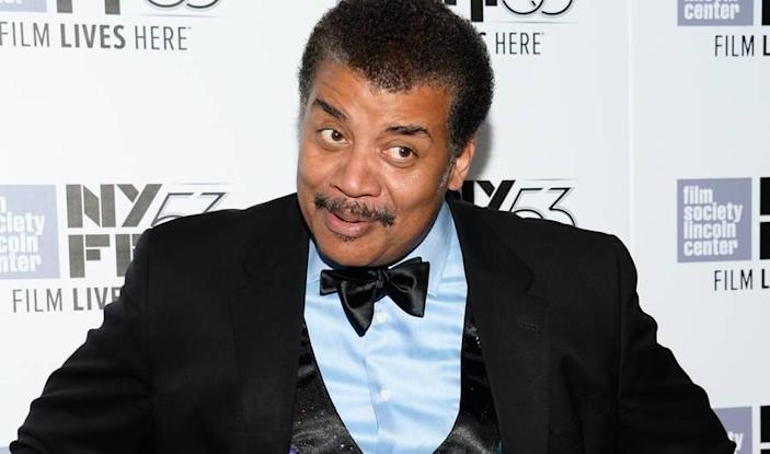 Neil deGrasse Tyson Just Dropped a B.o.B Diss Track Called 'Flat to Fact'