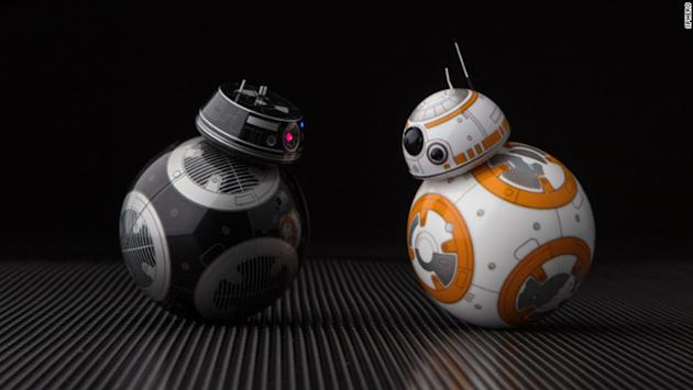 Build your own app controlled R2D2 with the Littlebits Droid Inventor Kit