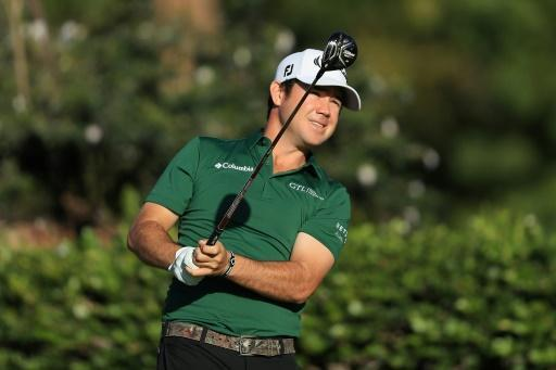 <p>Harman seizes second-round lead at Sony Open</p>