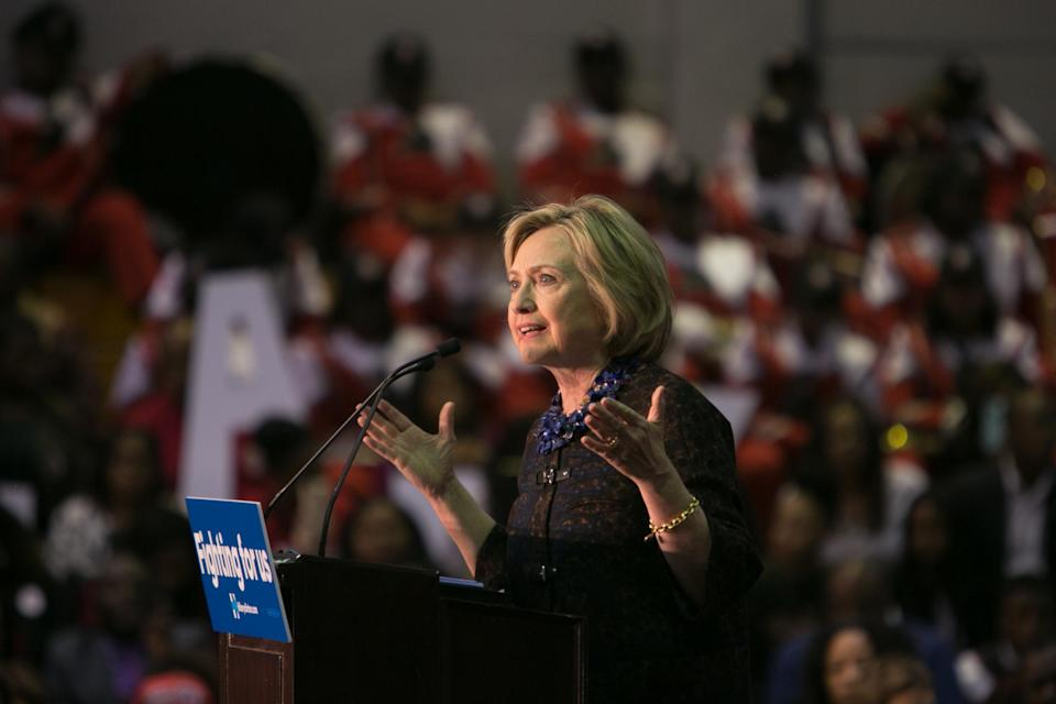 The Democratic frontrunner released pieces of her highly anticipated platform on Friday