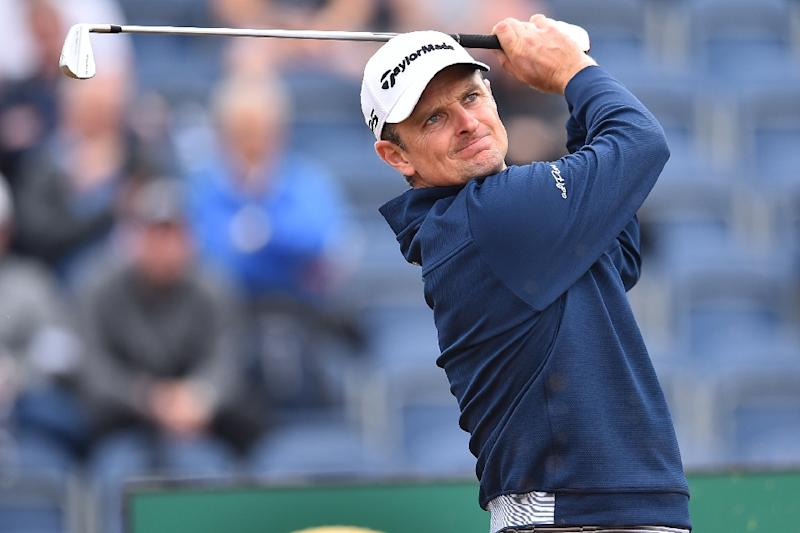 Justin Rose is the new World No 1
