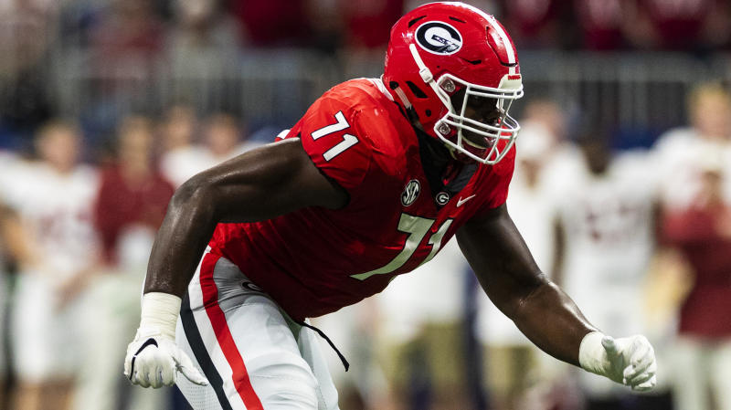 Best Offensive Line In Nfl 2020 Top 10 2020 NFL Draft Tackles