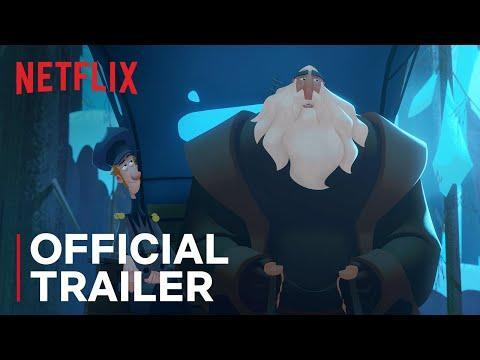 "<p>Nostalgic for a good old-fashioned 2D-animated Christmas movie? Klaus is Netflix's first ever Academy Award-nominated animated film, offering an alternate backstory behind Santa Claus featuring a reclusive toymaker.</p><p><a class=""link rapid-noclick-resp"" href=""https://www.netflix.com/search?q=klaus&jbv=80183187"" rel=""nofollow noopener"" target=""_blank"" data-ylk=""slk:Watch Now"">Watch Now</a></p><p><a href=""https://www.youtube.com/watch?v=taE3PwurhYM"" rel=""nofollow noopener"" target=""_blank"" data-ylk=""slk:See the original post on Youtube"" class=""link rapid-noclick-resp"">See the original post on Youtube</a></p>"