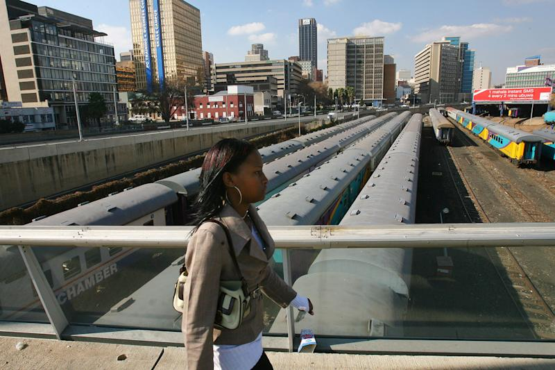 South Africa signs $5.8B deal with Alstom trains