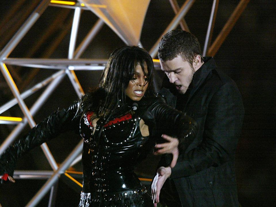 <p>Janet Jackson's infamous Super Bowl halftime show 'fallout' being made into documentary</p> (Getty Images)