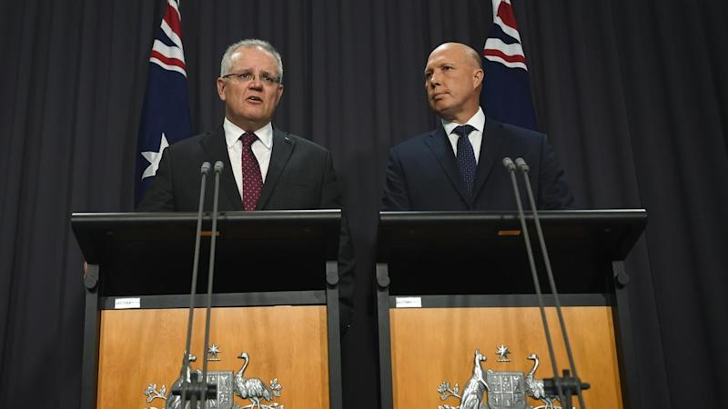 PM MORRISON FOREIGN INTERFERENCE PRESSER