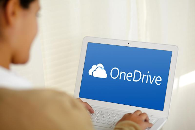 Microsoft OneDrive's one-terabyte-per-user quotas now coming into play