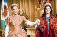 <p>Also in <em>The Princess Diaries</em> franchise, Hathaway captured hearts as the lovable Mia Thermopolis, a teenager who suddenly found out she was royalty.</p>