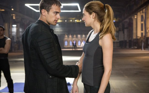 Why 'Divergent' Is Winning the Battle to Be the Next Big Y.A. Franchise