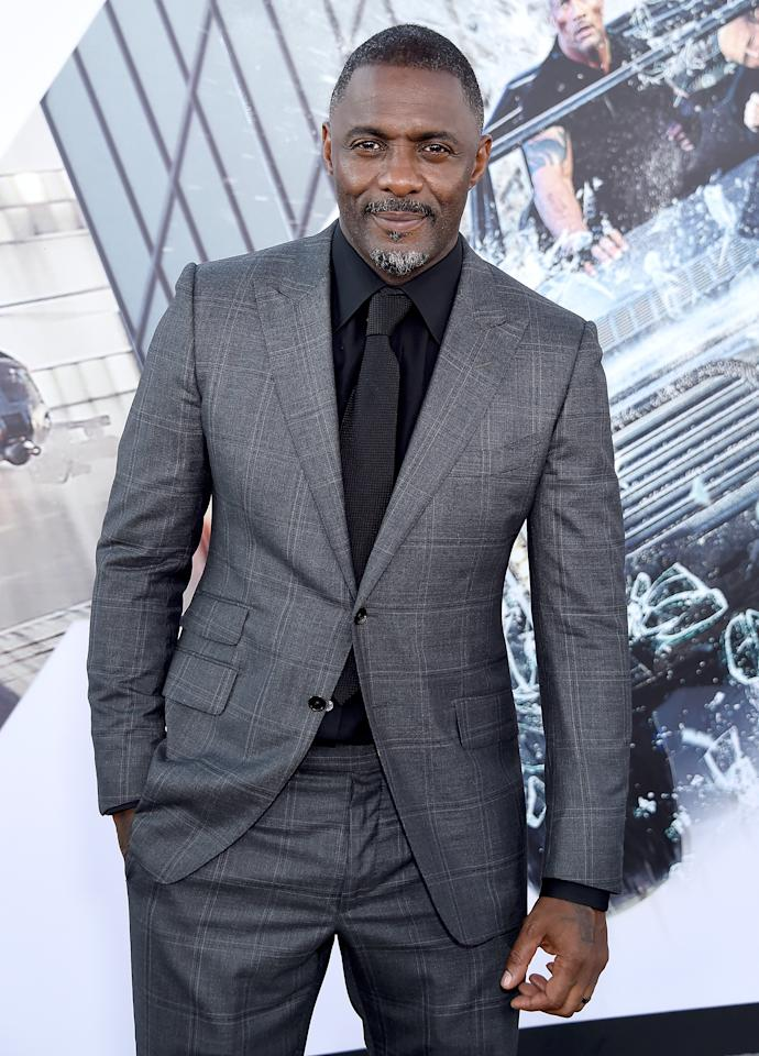 """<p>The actor <a href=""""https://www.instyle.com/news/idris-elba-tested-positive-coronavirus"""">revealed</a> on Twitter that he tested positive for coronavirus but was not exhibiting any symptoms. """"Stay home people and be pragmatic,"""" he told fans. """"I will keep you updated on how I'm doing. No panic.""""</p>"""