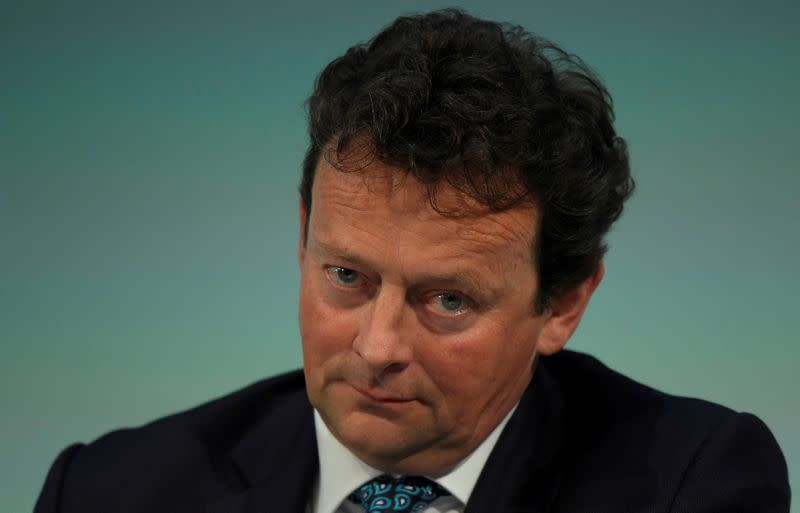 Glencore chairman Hayward defends climate policy