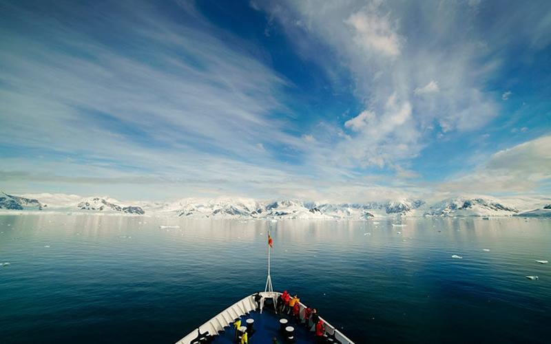 This year's top pick Hurtigruten offers two expedition vessels to get passengers' adrenalin pumping - Hurtigruten