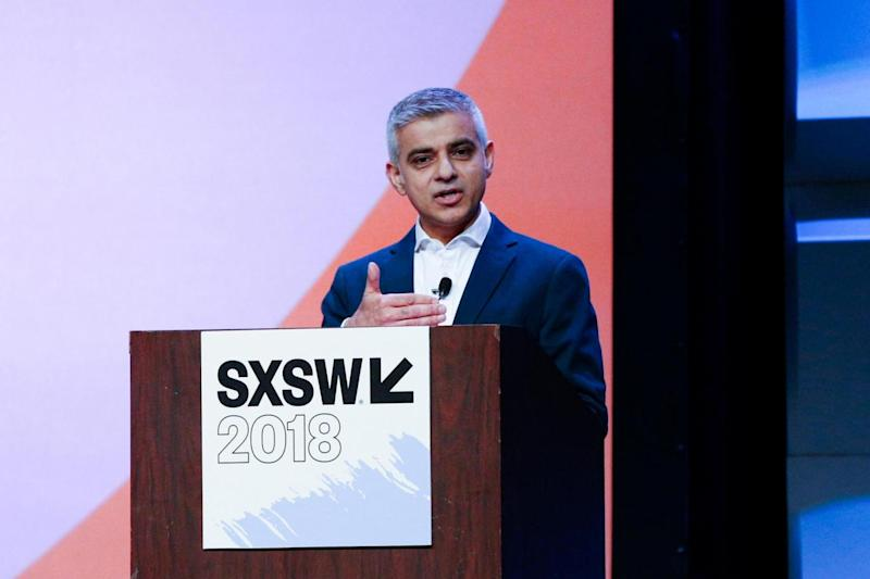 Said Khan questioned social media's influence in elections and referendums (REUTERS)