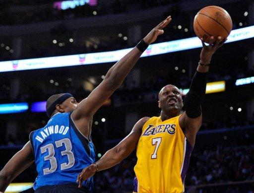 Lamar Odom told USA Basketball men's national team that he won't be available to try out for the team this month