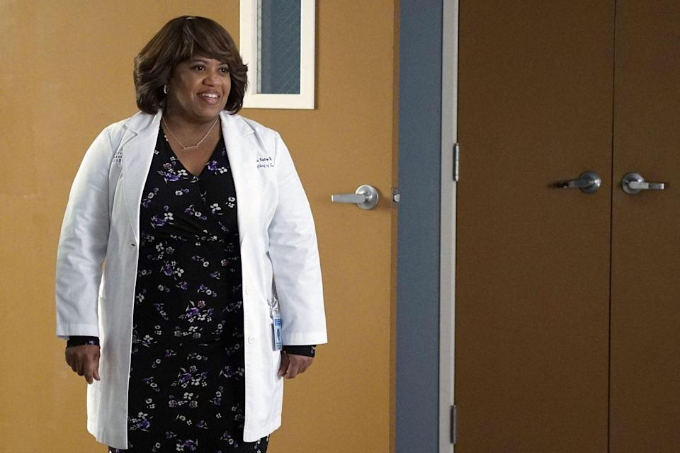 <p>In season 16, Miranda Bailey is now Chief Bailey, and badass as ever. </p>