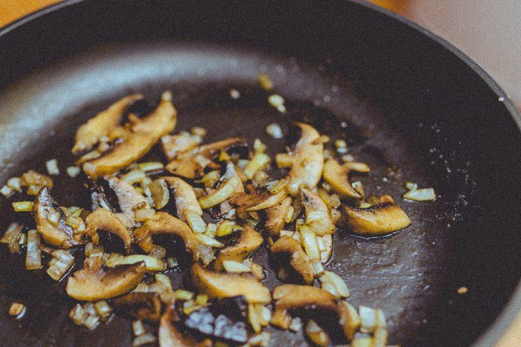 Frying or boiling mushrooms can cause nutrient content to be lost [Photo: Pixabay via Pexels]