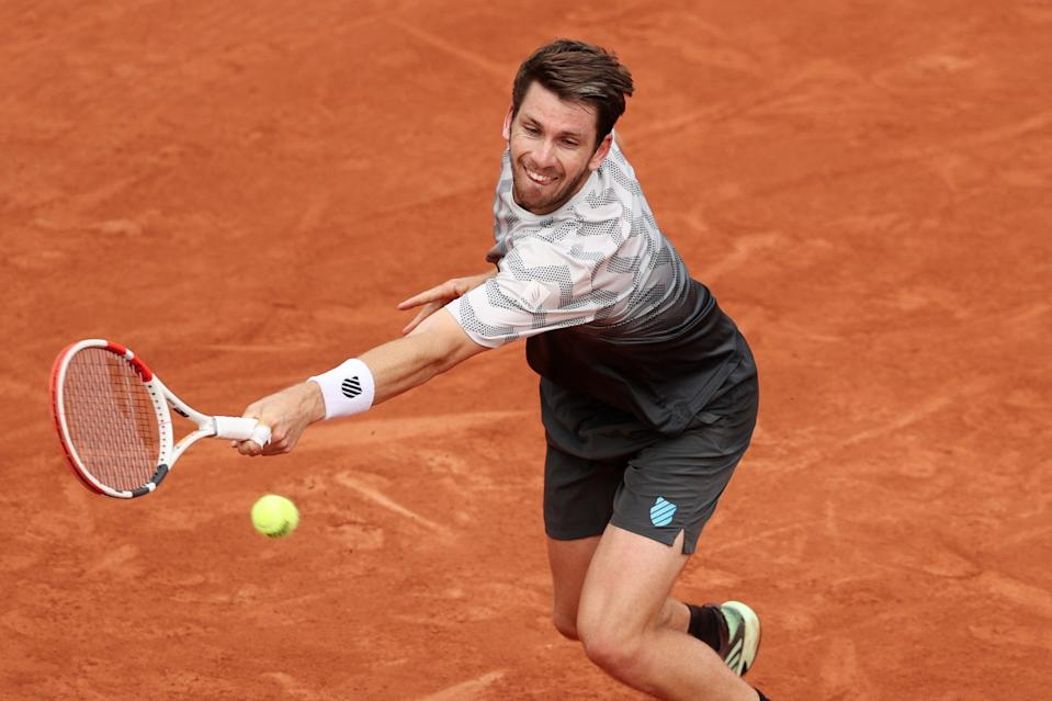 <p>Cam Norrie was no match for Rafael Nadal at Roland Garros</p> (Getty Images)