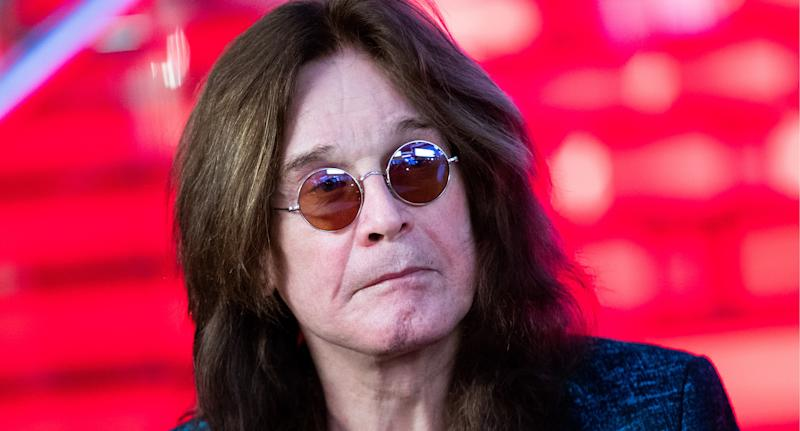 Ozzy Osbourne. (Photo by Sergei Bobylev\TASS via Getty Images)