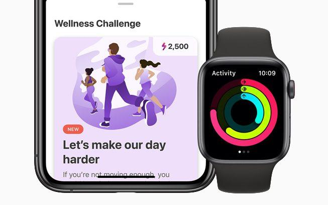Challenges will be set for Singaporeans that opt in - Apple/Apple